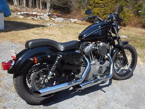 2010 Harley Nightster 1200