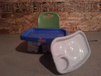 Portable Fisher Price Children's High Chair