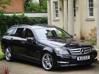 2012 Mercedes-Benz C Class 2.1 C220 CDI BlueEFFICIENCY Sport 5dr