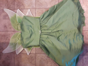 Women's Size 12 Tinkerbell Costume