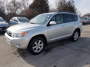 2008 Toyota Rav4 LIMITED AWD ** SUNROOF, Power Opts, Cruise **