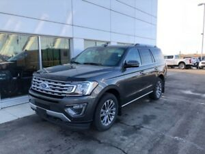 2018 Ford Expedition Limited  - Navigation -  Sunroof