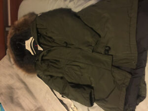 Authentic Moncler Parka