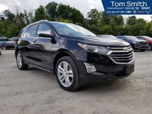 2019 Chevrolet Equinox Premier  - Navigation - $244.29 B/W