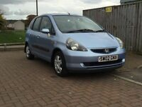 Honda Jazz 1 year mot
