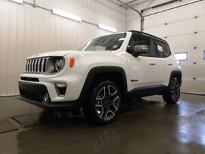 2019 Jeep Renegade 4x4 Limited