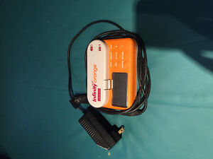 Infinity orange feeding pump
