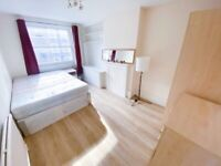 BOW, E3, CHARMING 3 BEDROOM APARTMENT CLOSE TO STATION
