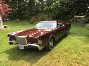 1971 Lincoln MKIII