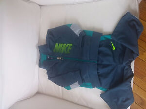 Nike tracksuit baby boy size 12 months old