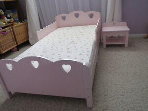 Girl Toddler Bed