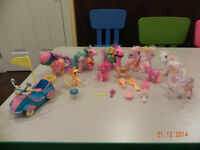 My little pony Pouliches