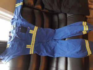 Coverall Fire Flame Resistance