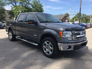2014 FORD F-150 XLT * 4WD * SUNROOF * REAR CAM * LIKE NEW London Ontario image 8