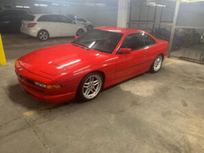 Immaculate BMW 850i for sale