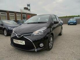 image for Toyota Yaris 1.3 VVT-i ( 99bhp ) Icon £30 Road Tax ONLY 42,637 miles FSH