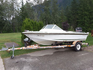Boat for sale (needs carb work)