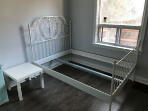 Double size bed frame for sale