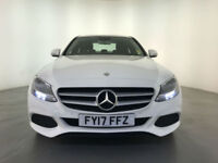 2017 MERCEDES-BENZ C220 SE EXECUTIVE EDITION DIESEL HEATED SEATS 1 OWNER