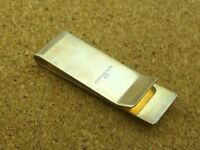 Luxury Tiffany & Co. Sterling Silver .925 Money Clip, RRP £180