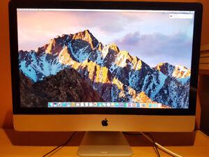 27-inch iMac (Mid 2011 Model) i5 2.7GHz, 8GB RAM
