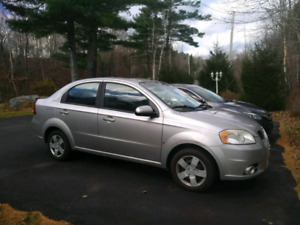 2009 Pontiac G3 WAVE!  Fully loaded + new tires