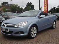 2008 Vauxhall Astra 1.8 i Design Twin Top 2dr