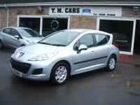2011 Peugeot 207 SW 1.6HDi S Estate **65k / £20 Tax / New MOT**