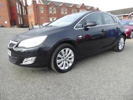 2011 Vauxhall Astra 1.7 CDTi ecoFLEX 16v Elite 5dr