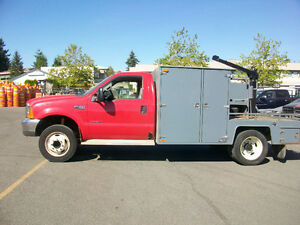 Welding / Mechanics Service Truck