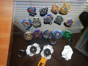 BeyBlade Stadium and Tops, Assorted