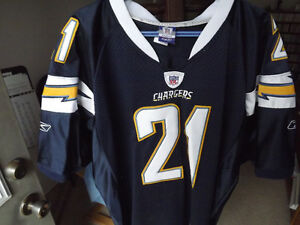 FS: LaDainian Tomlinson (NFL Chargers) Autograph & Jersey London Ontario image 2