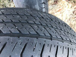 Tires for sale 255/70/17
