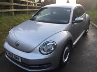 VOLKWAGEN BEETLE 1.4 TSI (160 ps) DESIGN 62 REG
