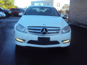 2011 Mercedes-Benz C-Class C250 4MATIC LEATHER SUNROOF
