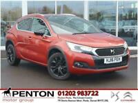 2016 DS 4 CROSSBACK 1.2 PureTech (s/s) 5dr Hatchback Petrol Manual