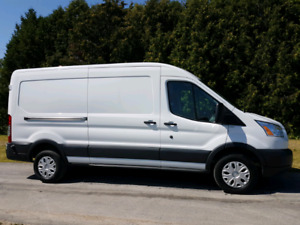 2016 ford transit t250 xlt medium roof with seperator !