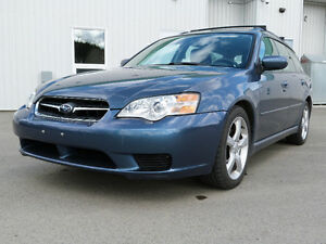 **SUPER LOW KM's** 2006 Subaru Legacy Touring Package