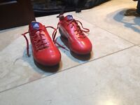 Men's Adidas RS7 Rugby Boots size 8