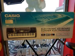 Clavier électronique CASIO