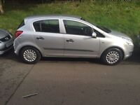 + 2007 CORSA ONLY 74 K AND FSH £1790 +
