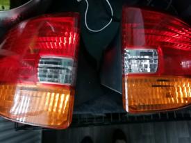 Toyota celica rear light casing
