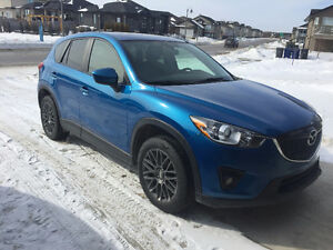 2013 AWD Mazda CX-5 Lady driven and just like new!