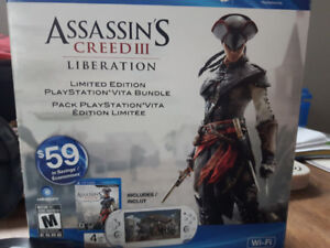 Assassins creed edition PS Vita set