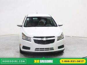 2014 Chevrolet Cruze 2LT TURBO AUTO A/C CUIR MAGS CAMÉRA RECUL