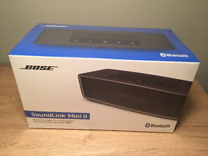 Bose SoundLink Mini II Speakers - UNOPENED