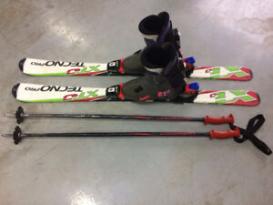 Complete Youth Ski Package