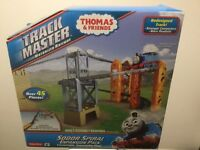 Thomas track master sodor spiral set