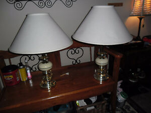 Table Lamps >> $5 each