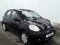2011 Nissan Micra Automatic ACENTA used Hatchback Petrol Automatic